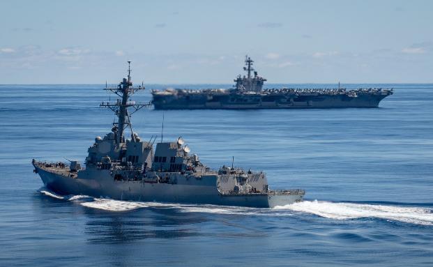 俄海军庞大舰队在夏威夷附近搞出大动作!美军疑似急调航母战斗群支援