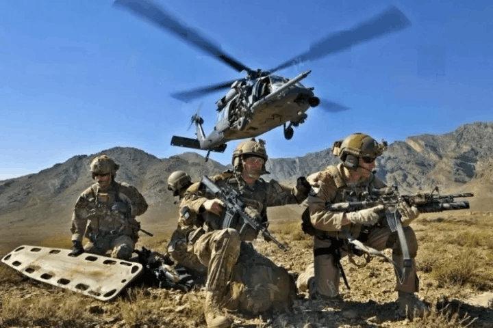 特种部队战术装备