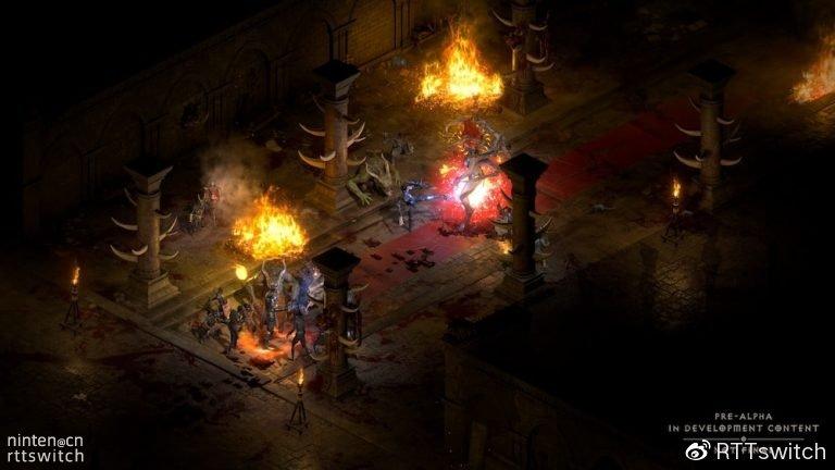 《暗黑破坏神2重制版》后续将支持DLSS技术