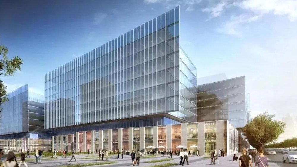 虹桥富力中心:长三角上市企业总部园