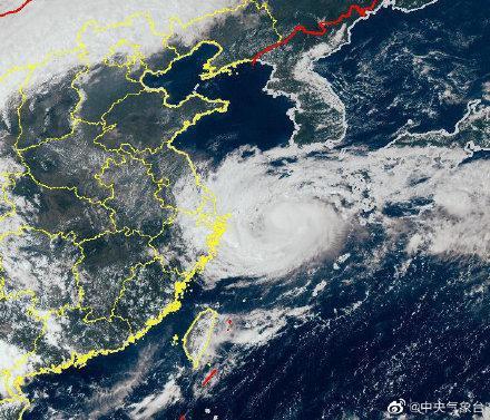 灿都重新加强为强热带风暴