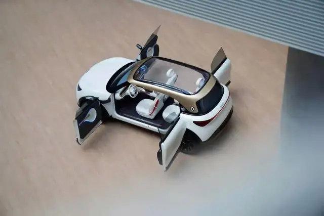 <strong>smart</strong>精灵1概念车中国制造