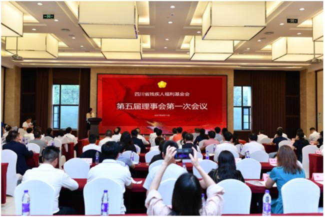 四川省残疾人福利基金会募集6869万元用于残疾人事业