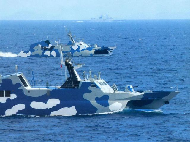 美军没航母在南海,却派濒海战斗舰充数,曾被中国海军耍得很惨?