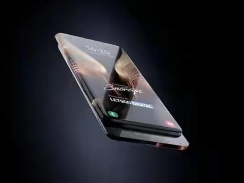 三星环绕全面屏手机曝光:屏占比高达100%,可滑盖拍照
