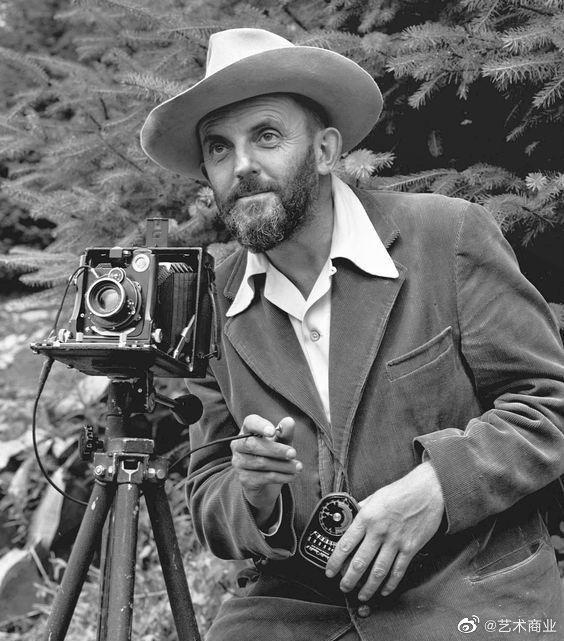 美国风光摄影大师Ansel Adams(安塞尔·亚当斯)的作品拍卖值得关注