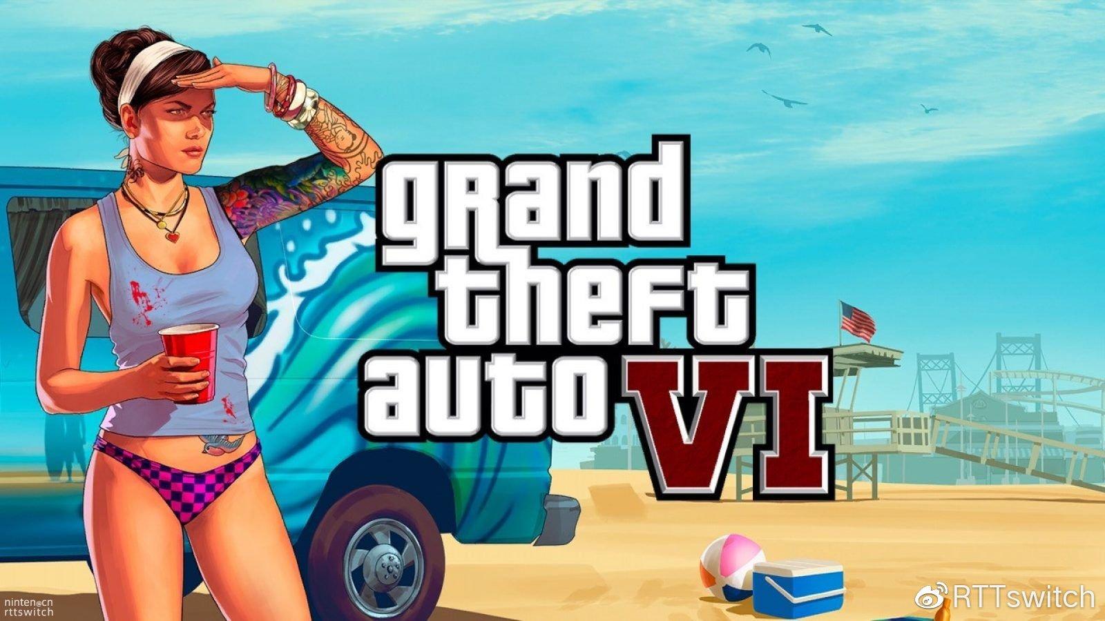 玩家泄露疑似《GTA6》地图