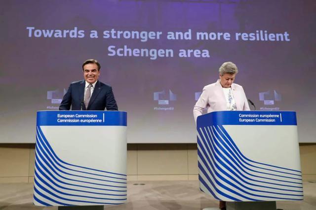 欧盟委员会公布申根区改革方案