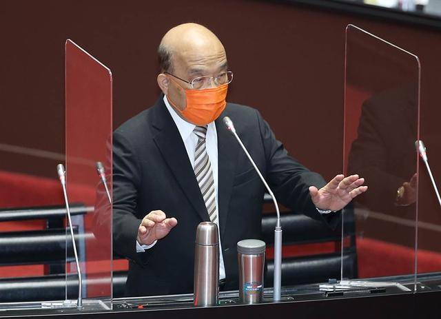 绿媒最新民调:过半民众不满意苏贞昌 绿名嘴:一天到晚偷鸡摸狗 应该下台