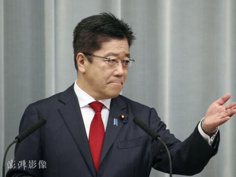 """日方澄清菅义伟称台湾为""""国家""""言论:坚持中日共同声明立场没变"""