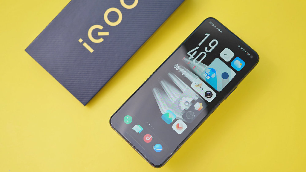 iQOO Neo5 活力版评测:LCD铁粉就它了