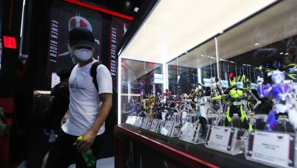 (社会)中国国际数码互动娱乐展览会在上海举行