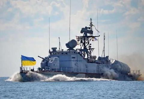 俄罗斯本次封锁刻赤海峡,乌克兰的军舰就只能待在黑海了