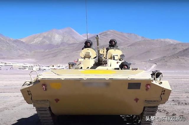 俄罗斯人:班公湖中印双方撤出装甲力量,为何说中印差距很明显?