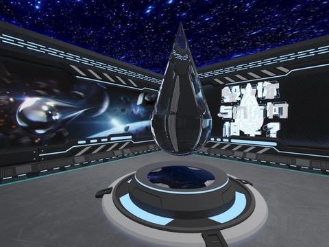 """水滴雕塑、德罗宁跑车……提前探访科幻大会里的""""平行宇宙"""""""