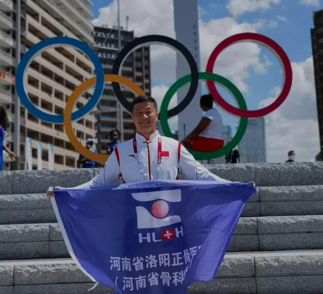 中国88枚奥运奖牌背后,有咱河南医生助力