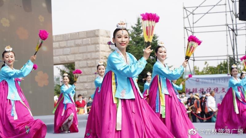 2021长春市朝鲜族传统文化嘉年华盛装启幕