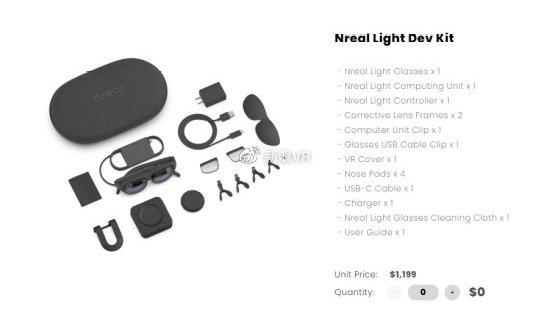 Nreal新AR眼镜将至:更轻更舒适更便宜