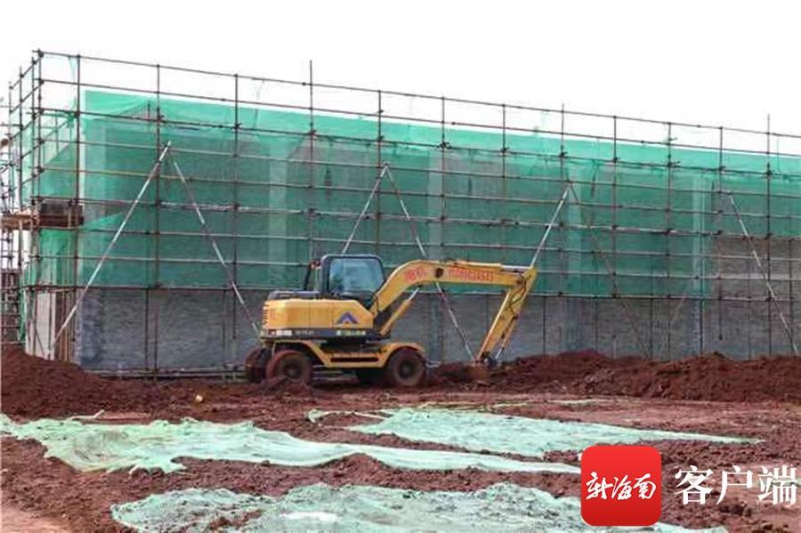 海口35千伏罗牛山变电站建成投用