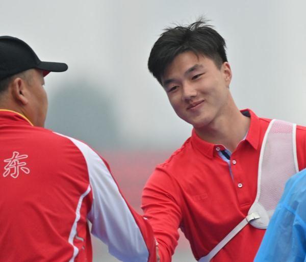 全运会|男子射箭反曲弓个人决赛:吉林队选手魏绍轩夺冠