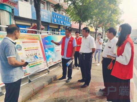 兰考东坝头镇:科普宣传周营造浓郁科普氛围