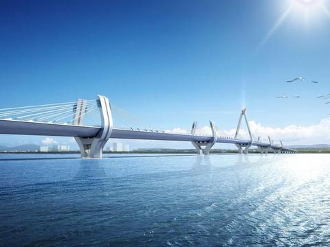 """工期提前2月,""""武汉造""""坦桑尼亚新塞兰德大桥顺利合龙"""