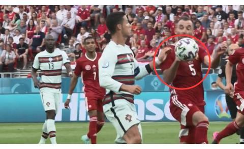 葡萄牙赢球最大功臣不是C罗,一人造3球抢眼,8分钟终结悬念