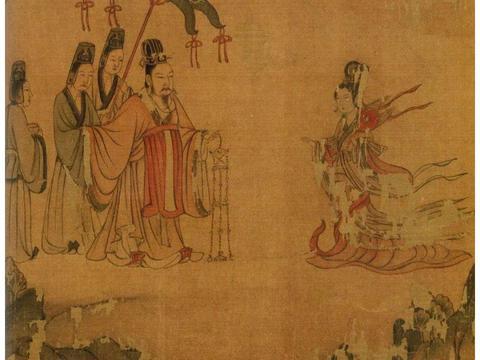 《洛神赋》赵孟頫一生写了七遍,最后一个版本最精彩!