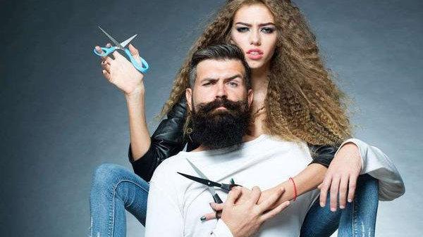 男人胡子长得快,雄性激素成最大影响因素,胡子还是过段时间再刮