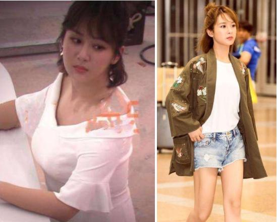 """""""胖时嫌她丑,变瘦追成狗"""",程潇杨紫上榜,看到她:想减肥了!"""