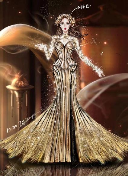 宋茜当选金鹰女神,谭松韵经纪人道歉,华服背后每次都是一地鸡毛