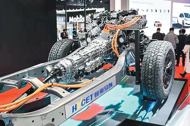带来电池、变速器、电机等市场增量,混动市场发动零部件行业技痒   中国汽车报
