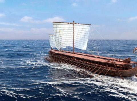 破解中国、阿拉伯海军被近代欧洲反超之谜:西欧大帆船进化史