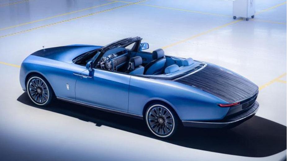 全球最贵新车!劳斯莱斯定制版浮影官图曝光,售价近2亿!
