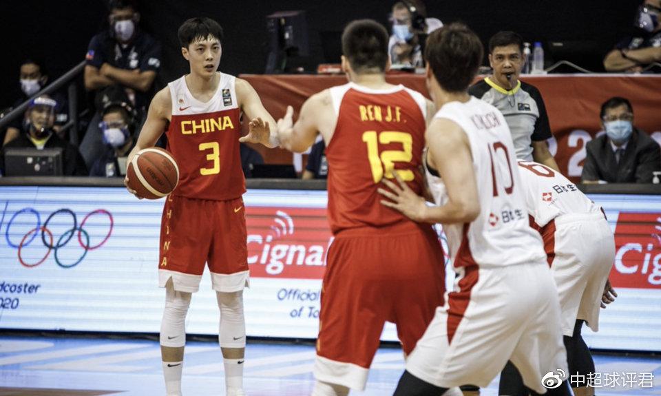 央视停播,中国男篮第二战12人大名单浮现,首发调整MVP或遭弃用