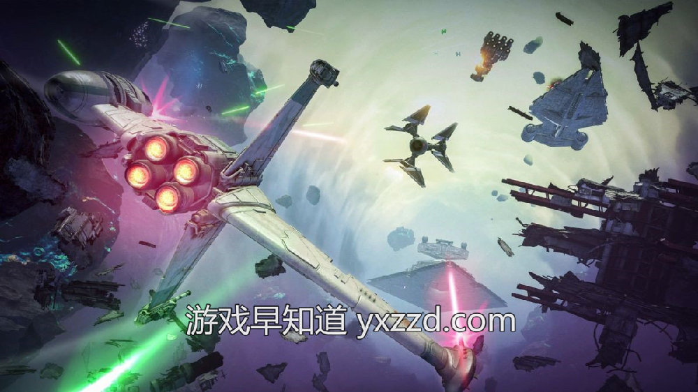 """""""深入探讨Xbox Series X S优化""""EA谈《星球大战:战机中队》开发"""