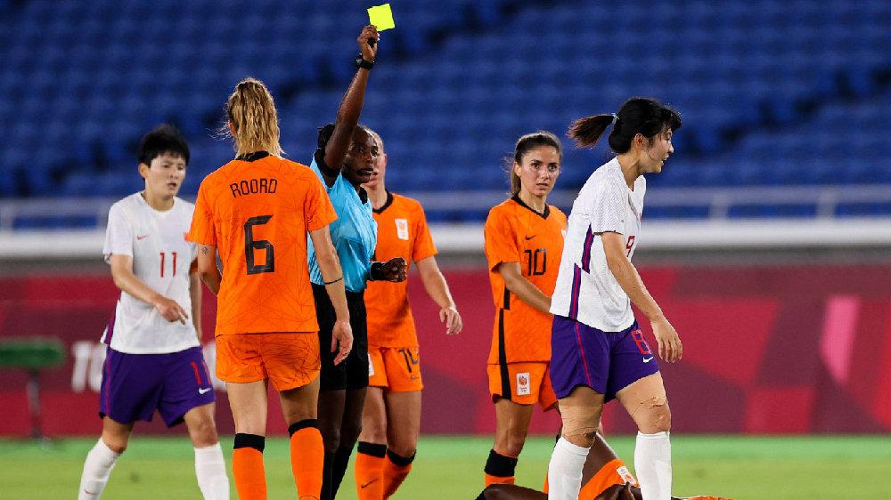 0-5,2-8,历史最差战绩!中国女足出局背后,更多真相引人深思