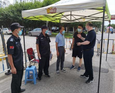 江苏无锡惠山区阳山镇加强做好极端天气防汛安全工作