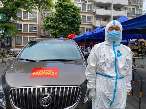 为医护人员和核酸检测样本保驾护航,这支志愿车队给力!