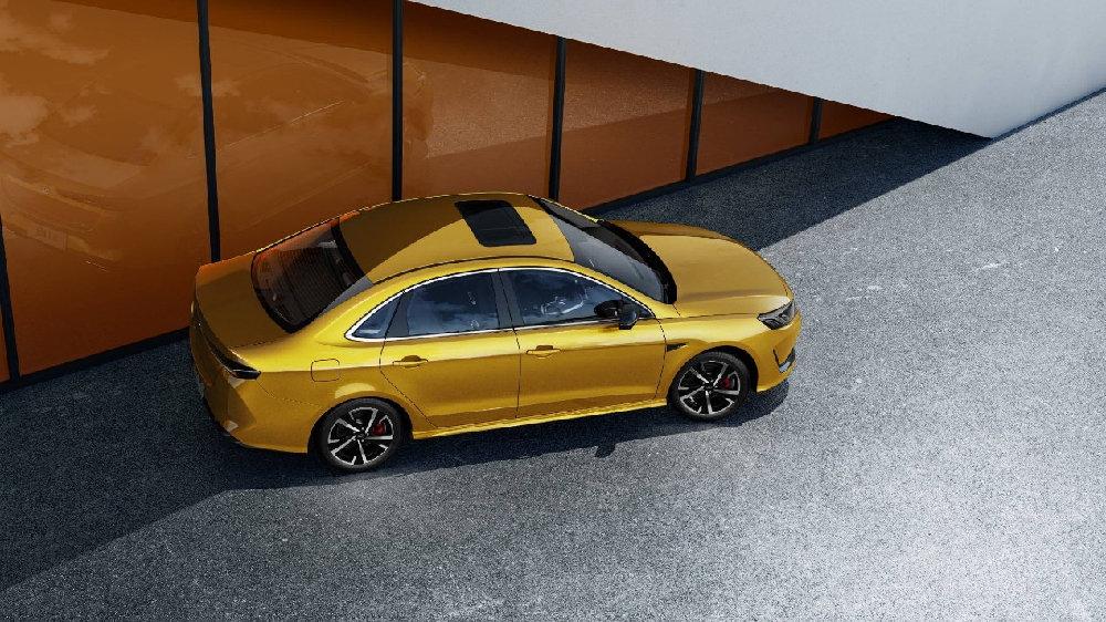 凯翼轩度官图曝光,新车将于今年三季度上市