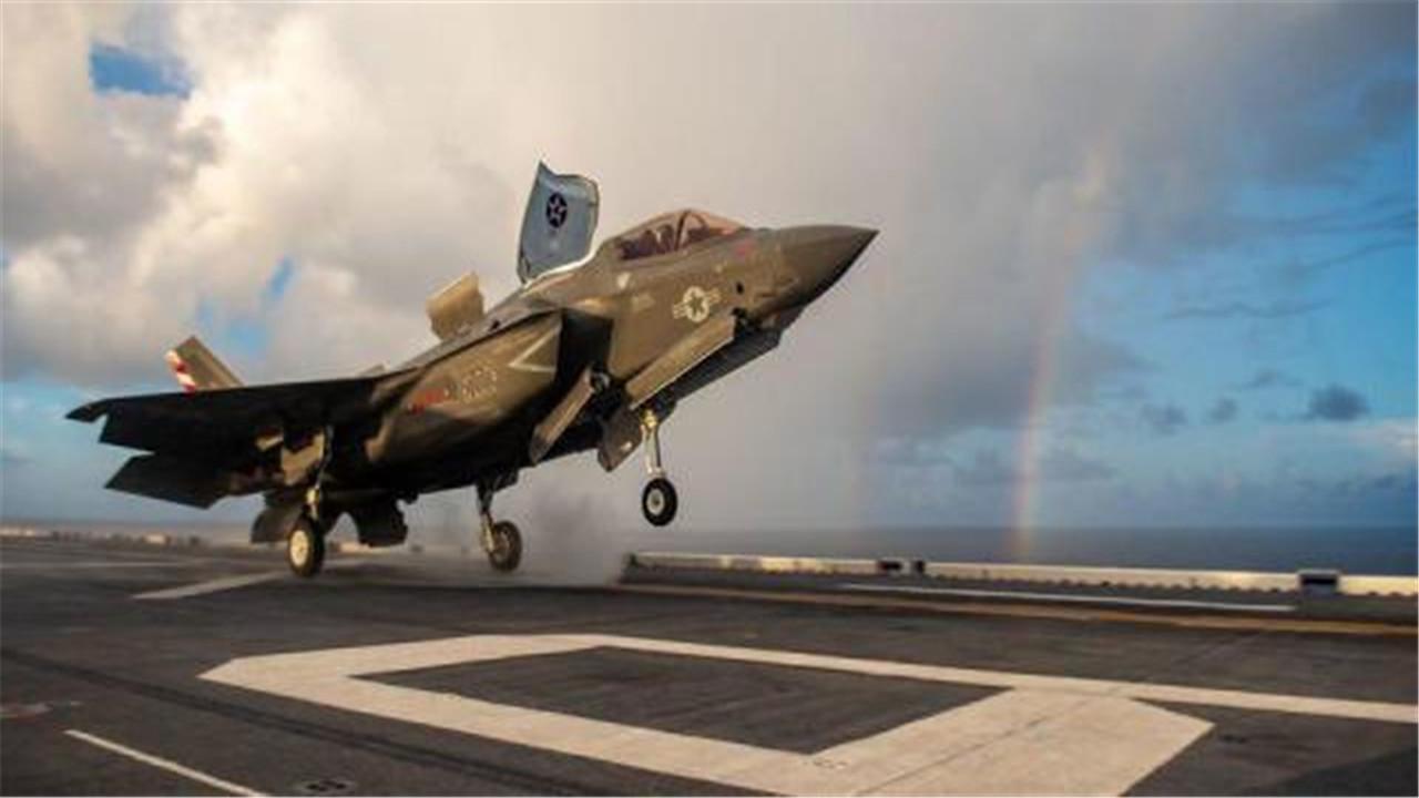 开始大批部署F-35战机,随时助美一臂之力