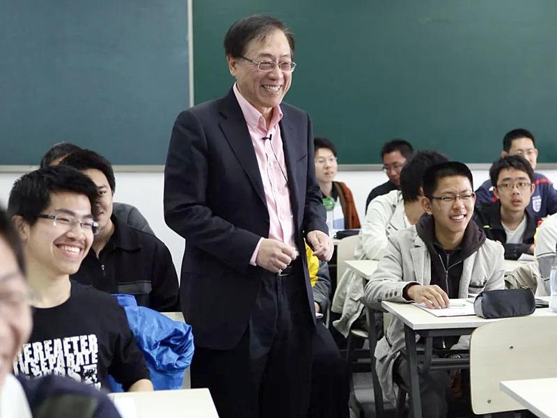 放弃美籍、回到中国,姚期智专注人工智能,将培养一流计算机人才