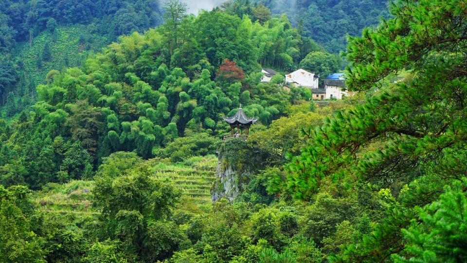 """安徽门票最贵的山,不是黄山、九华山,是跨两个县城的""""西黄山"""""""