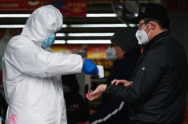 美传染病专家:美国应认真考虑学习中国,对购物者进行体温检测
