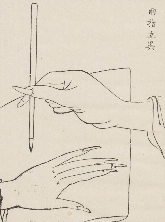 写书法如何拿毛笔?你老师可能教错了!古人总结12种