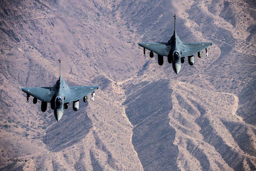 """印度空军首个LCA""""光辉""""战斗机中队已经组建完毕"""
