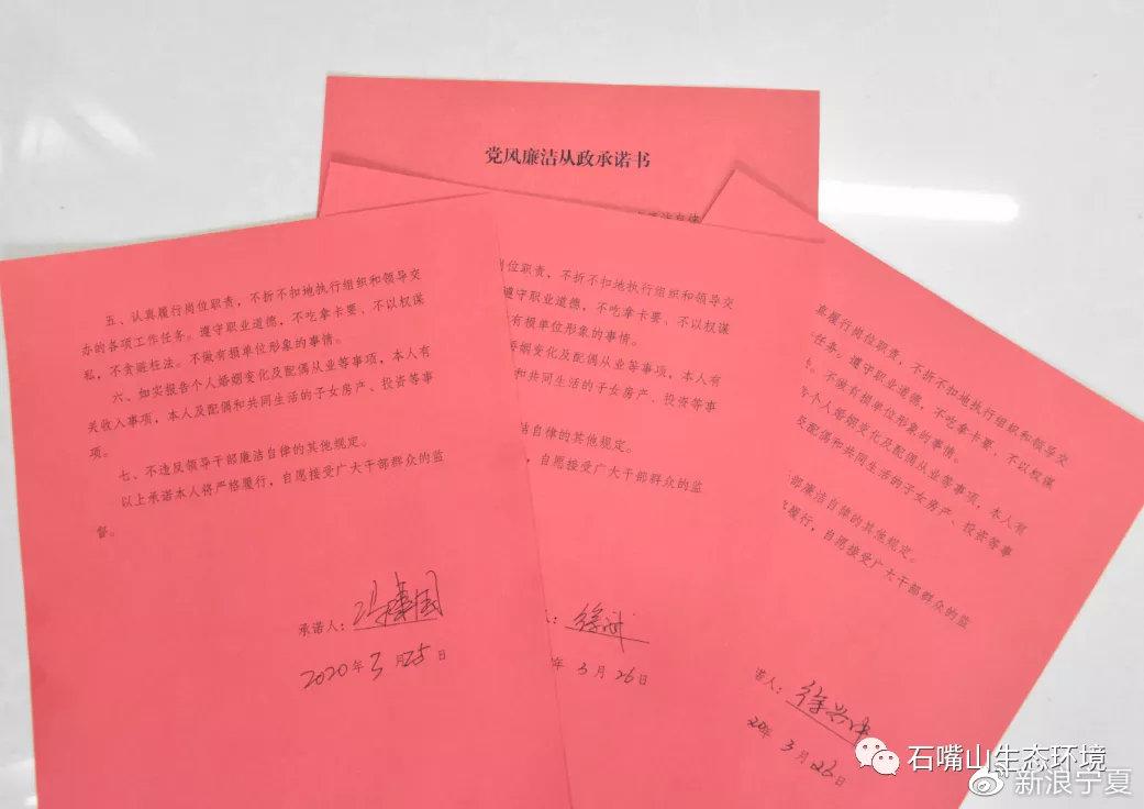 石嘴山市生态环境局机关党支部开展廉政警示教育专题学习会活动