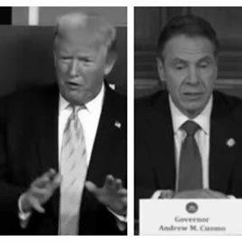 """胡锡进:真有意思,抗疫最差的美国却捧红了""""表演天才""""的政客"""