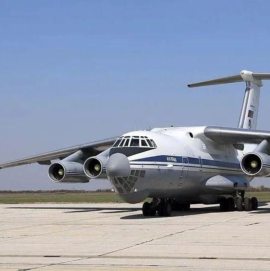 俄11架军机飞抵塞尔维亚 协助塞尔维亚当局对抗疫情