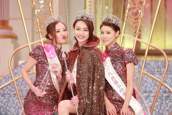 历史首次!TVB宣布香港小姐停办一年,打破47年无间断纪录